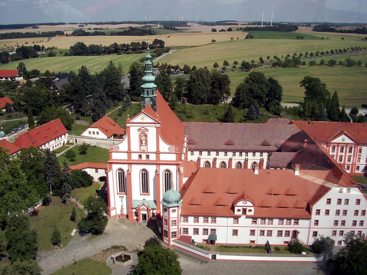 Bild Zisterzienserinnenabtei St. Marienstern