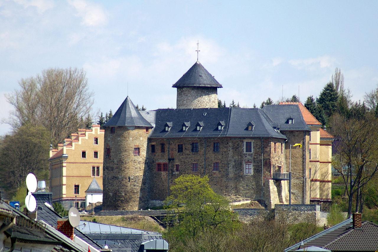 Bild Schloss Voigtsberg