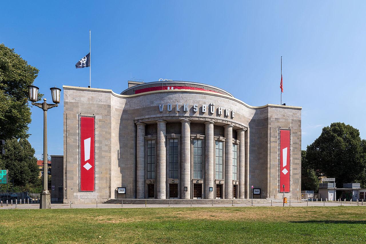 Bild Volksbühne am Rosa-Luxemburg-Platz Berlin