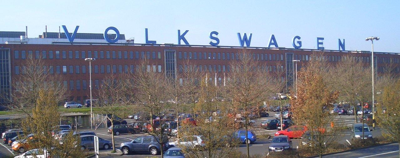 Bild VW Werk Kassel
