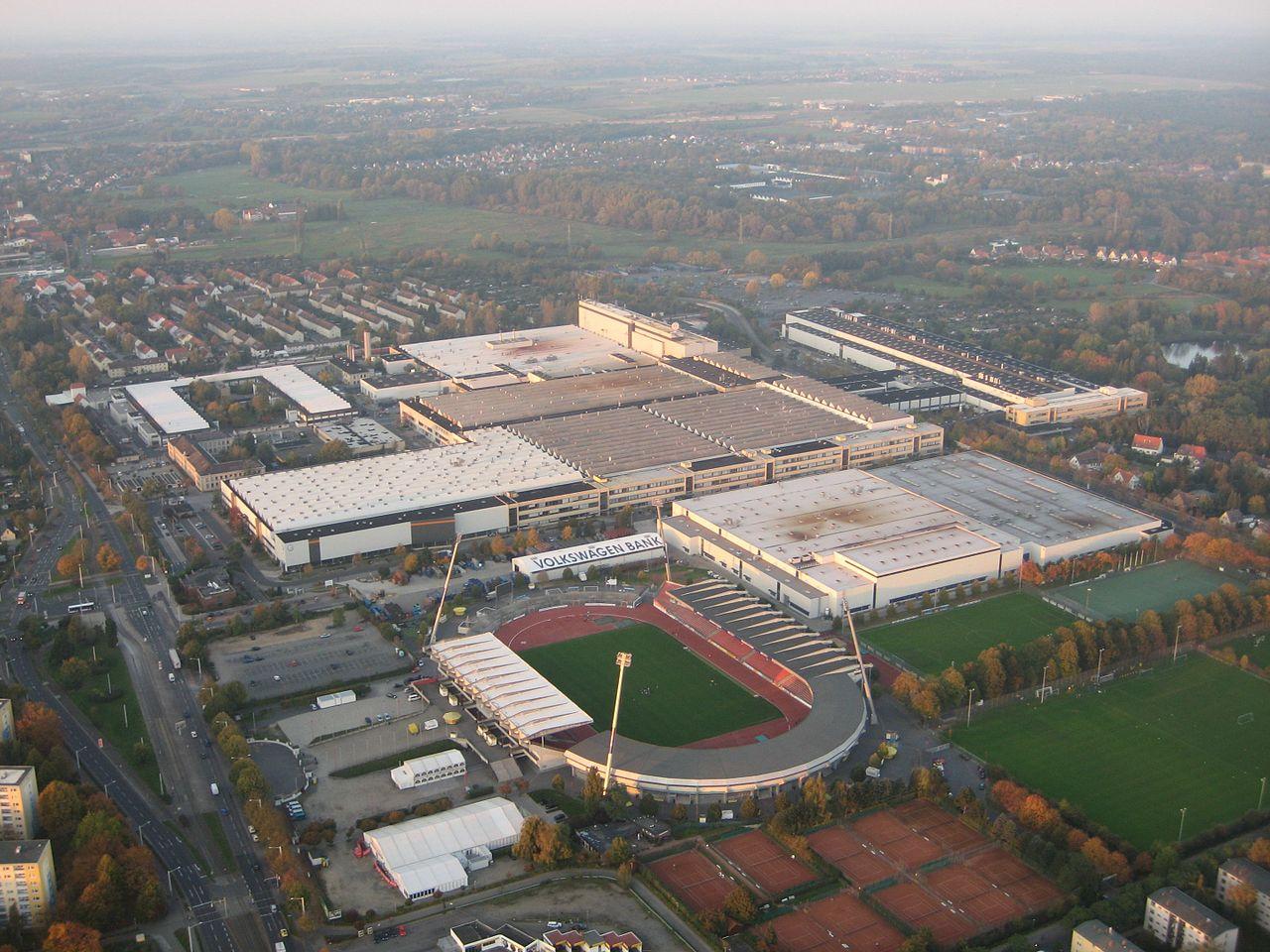 Bild Volkswagenwerk Braunschweig