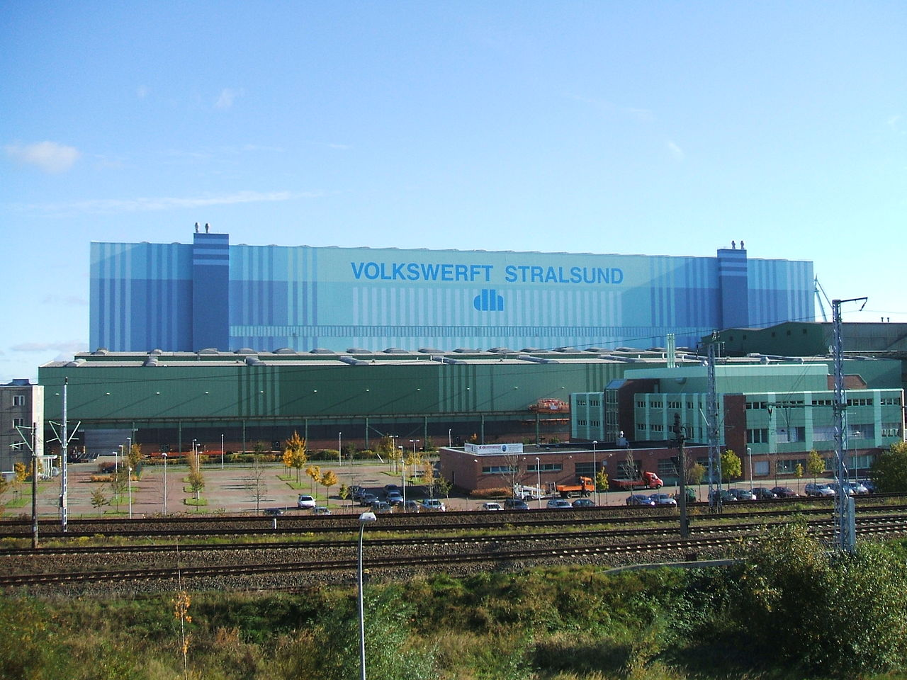 Bild Volkswerft Stralsund