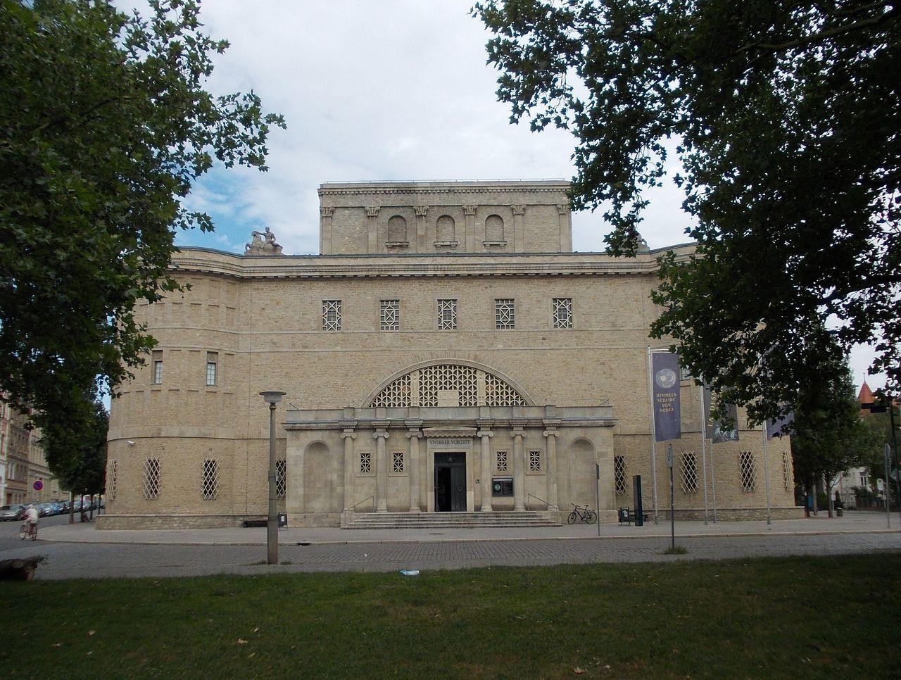 Bild Landesmuseum für Vorgeschichte Halle