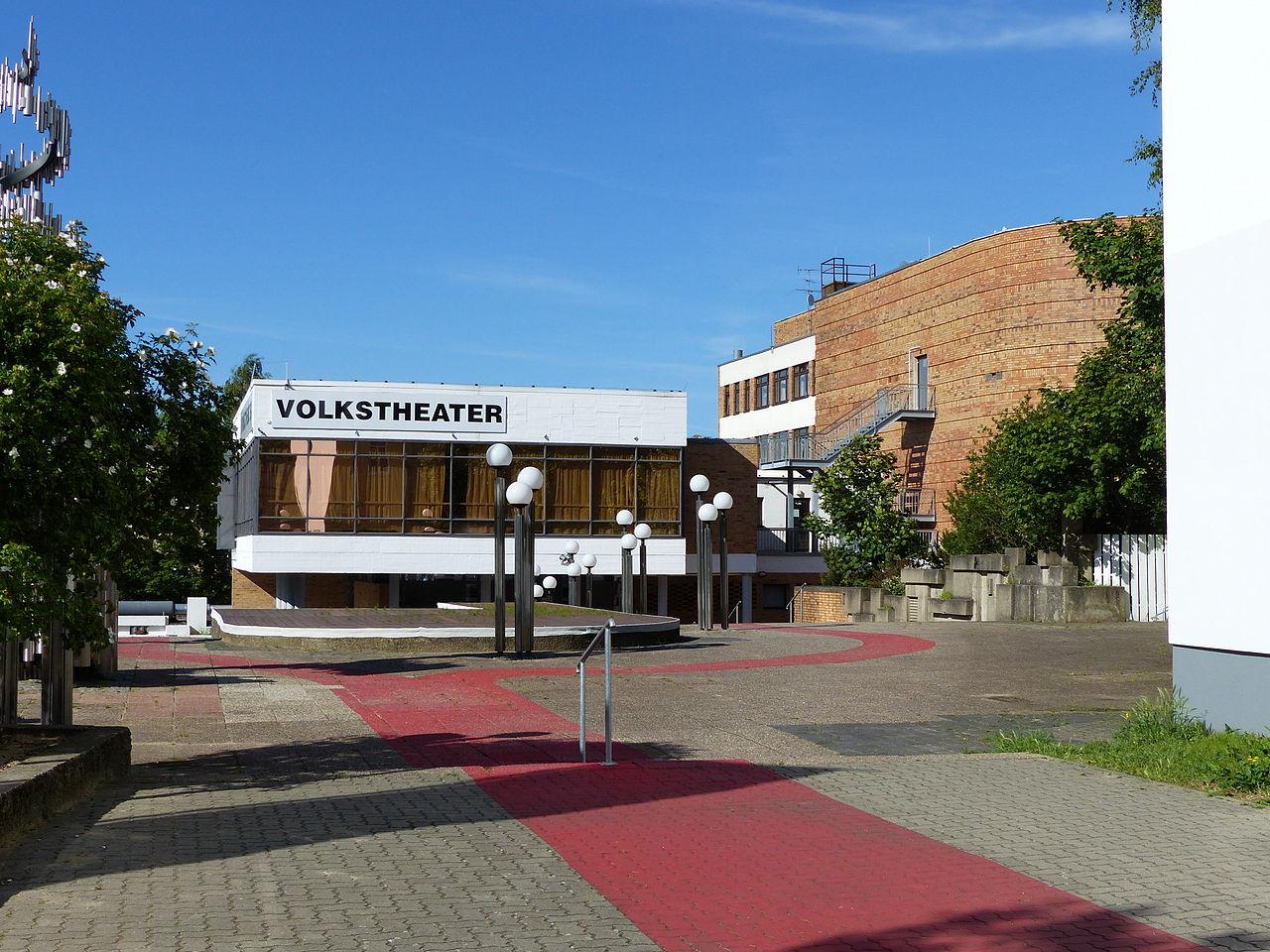 Bild Volkstheater Rostock