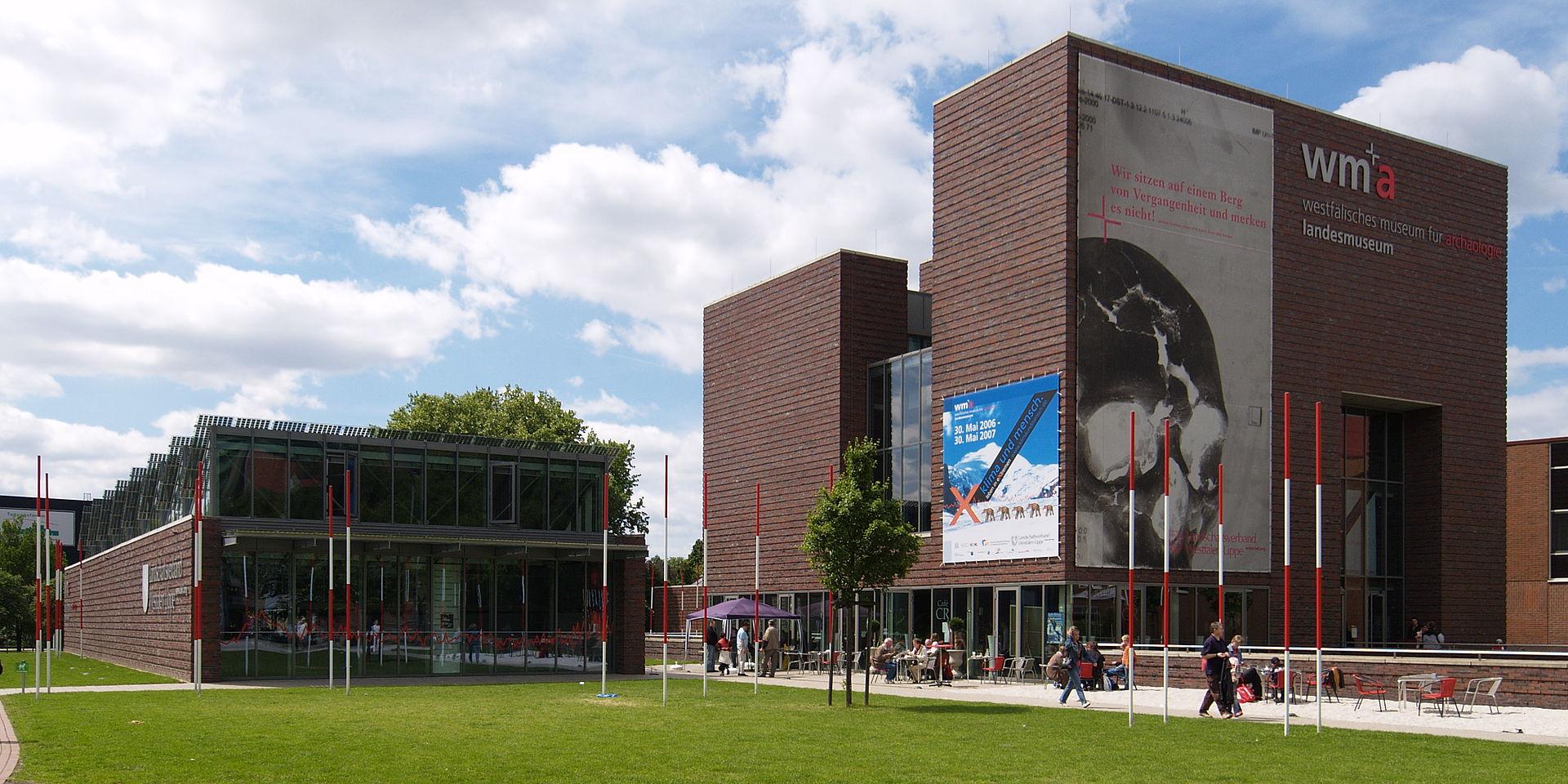 Bild LWL Museum für Archäologie Westfälisches Landesmuseum Herne