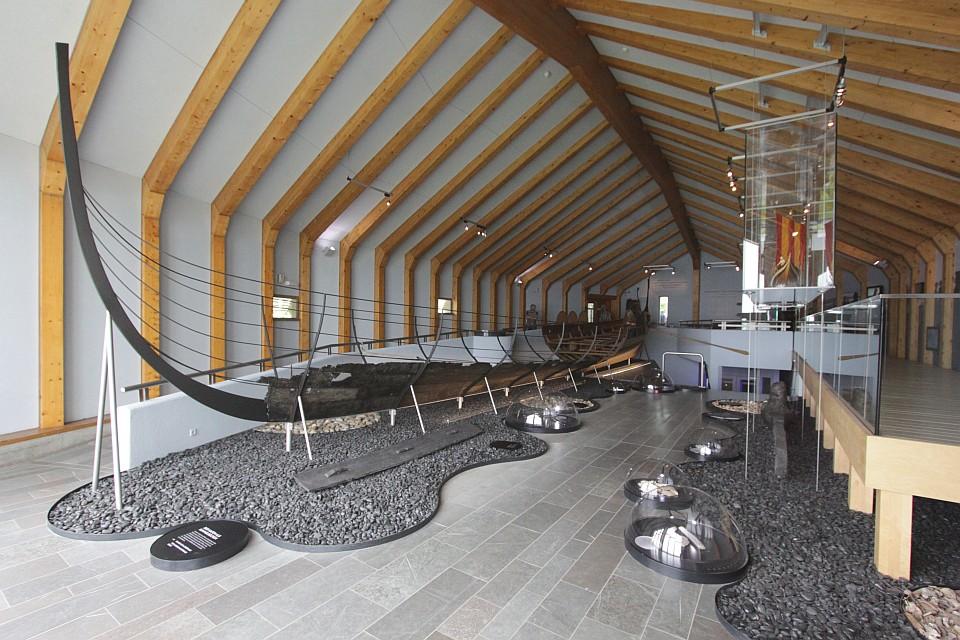 Bild Wikinger Museum Haithabu Schleswig