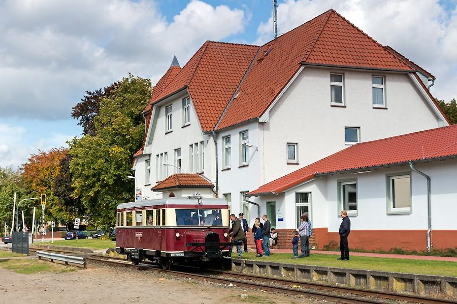 Bild Museumsbahn Zeven