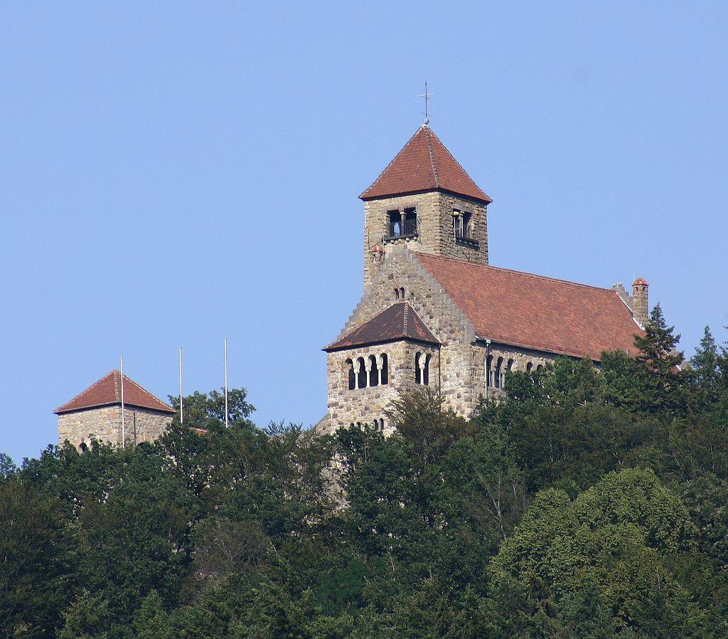 Bild Wachenburg Weinheim