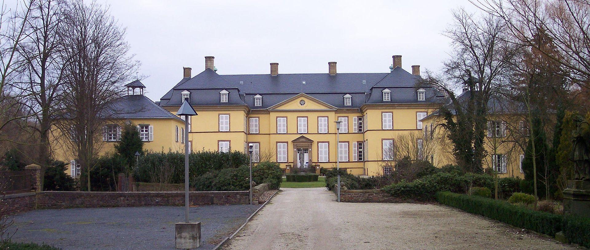 Bild Schloss Crassenstein Diestedde