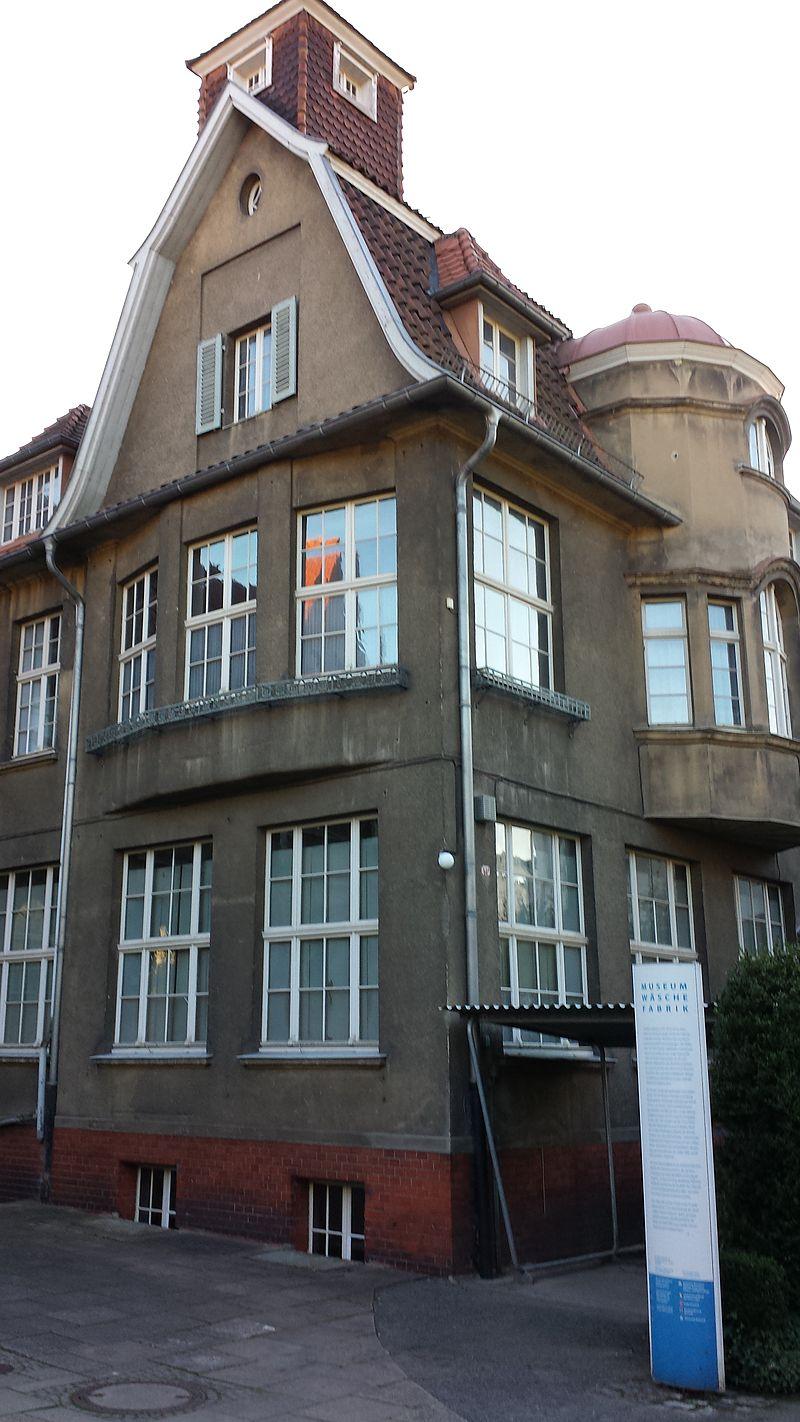 Bild Museum Wäschefabrik Bielefeld