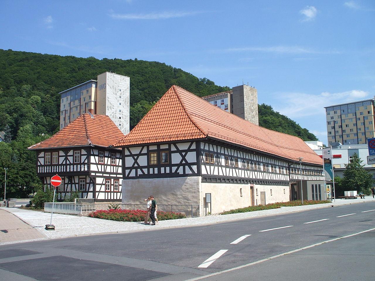 Bild Waffenmuseum Suhl