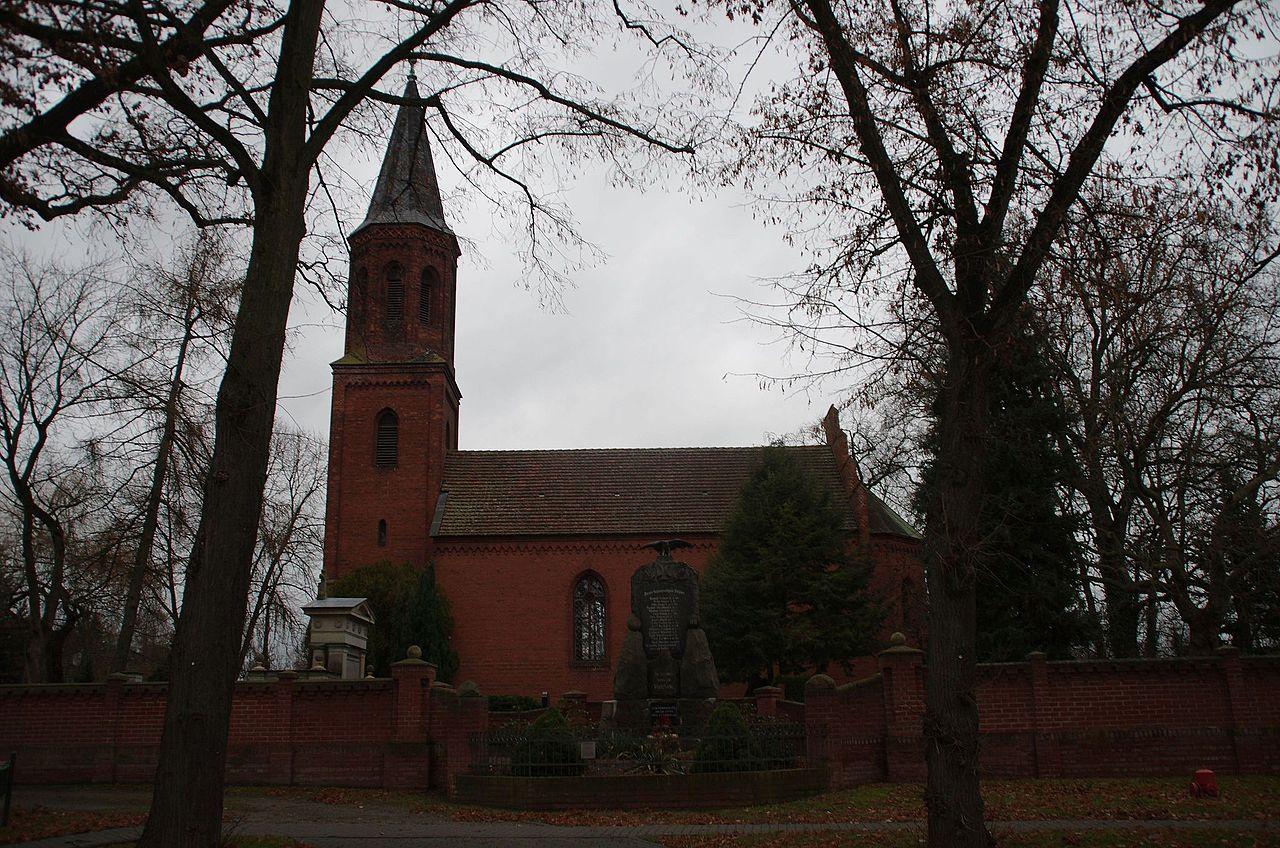 Bild Pfarrhaus Walchow