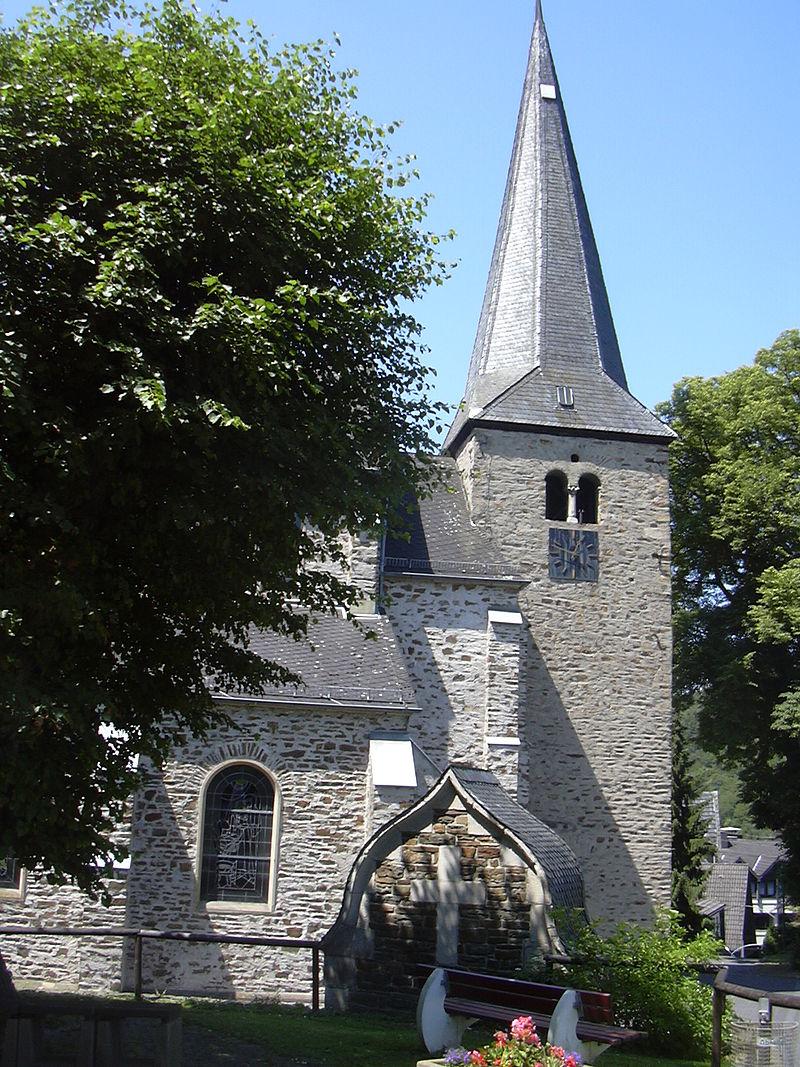Bild Pfarrkirche Maria Himmelfahrt Waldbreitbach