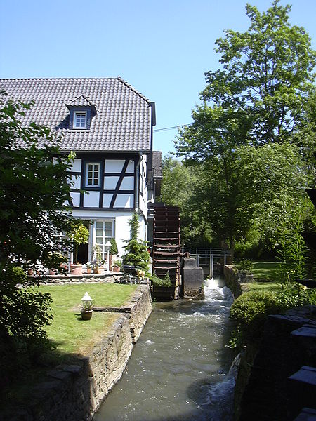 Bild Ölmühle Waldbreitbach