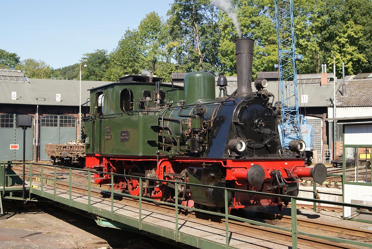 Bild Eisenbahnmuseum Dieringhausen