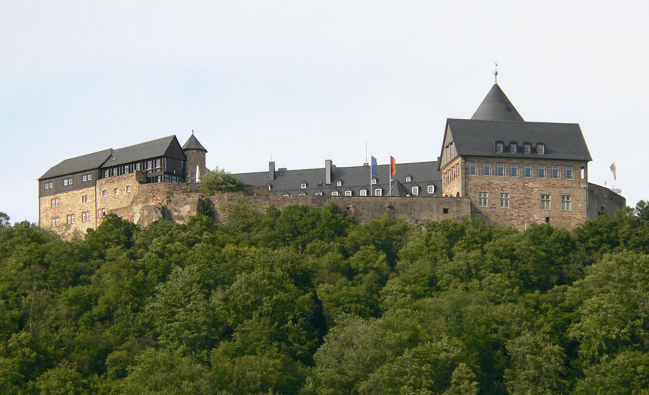 Bild Schloss Waldeck
