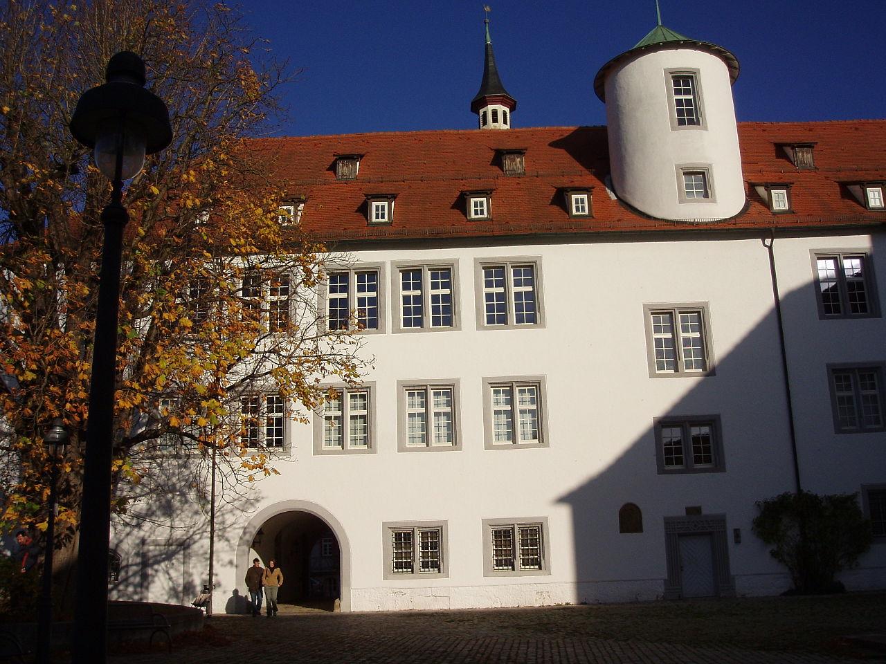 Bild Schloss Waldenbuch