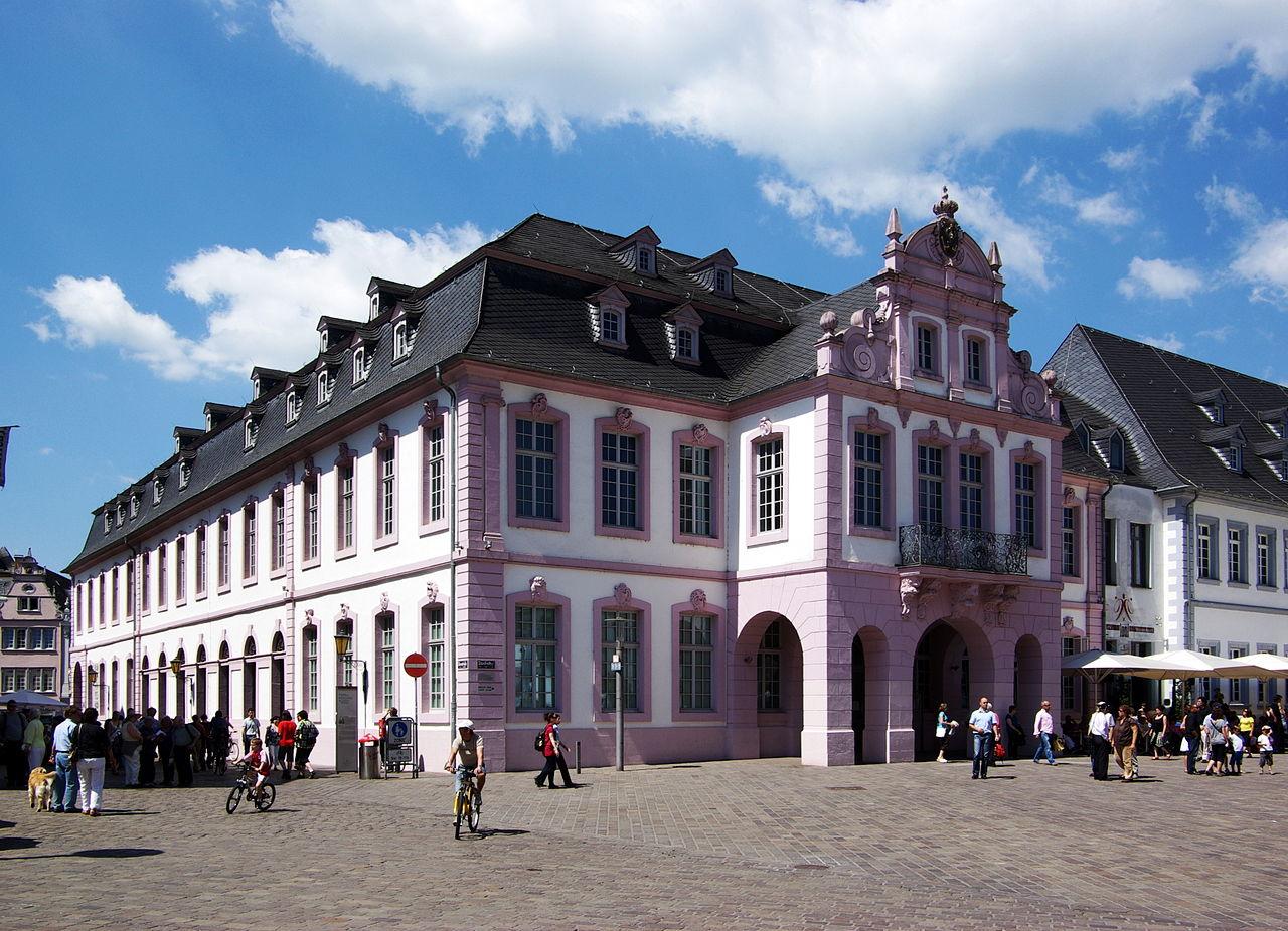 Bild Palais Walderdorff Trier