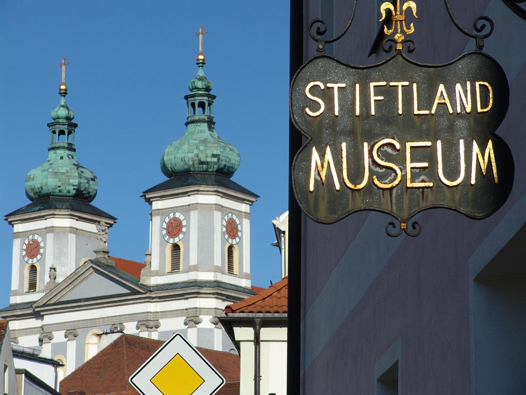 Bild Stiftlandmuseum Waldsassen