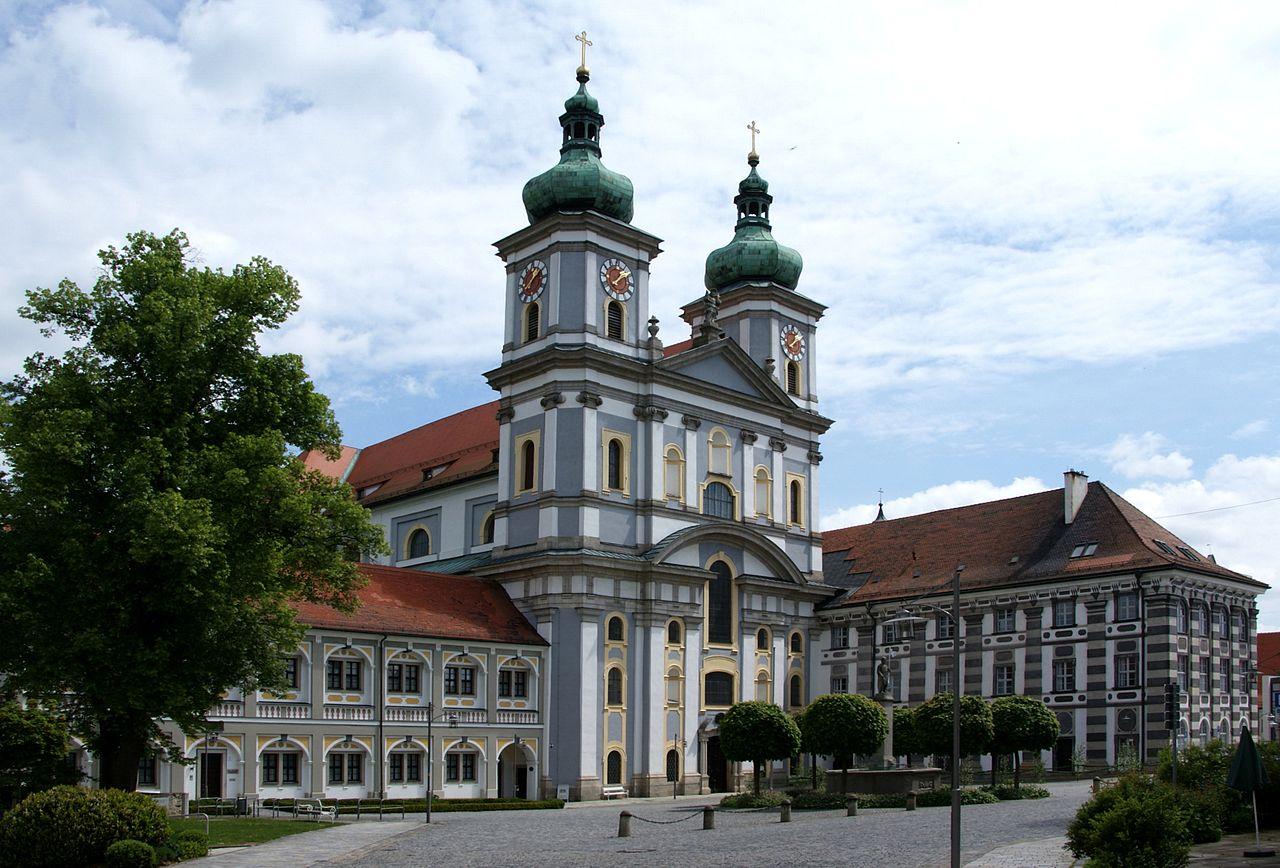Bild Klosterstadt Waldsassen