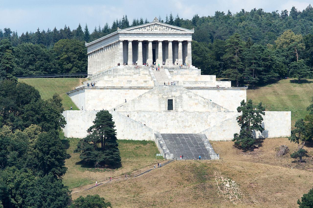 Bild Gedenkstätte Walhalla Donaustauf