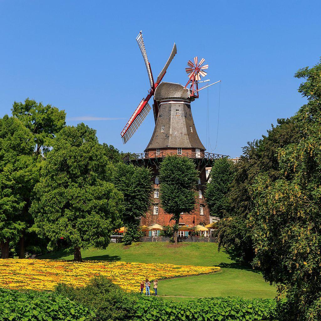 Bild Mühle am Wall Bremen
