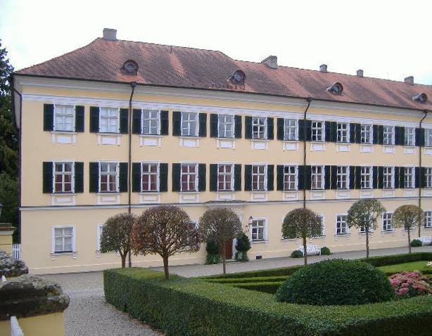 Bild Schloss Wallerstein