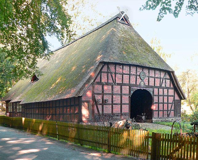 Bild Heidemuseum Rischmannshof Walsrode