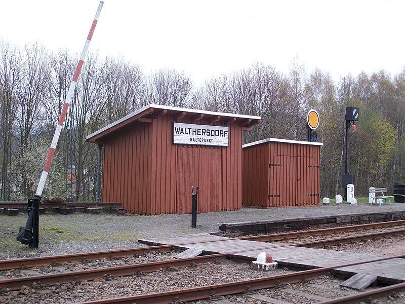 Bild Eisenbahnmuseum Walthersdorf