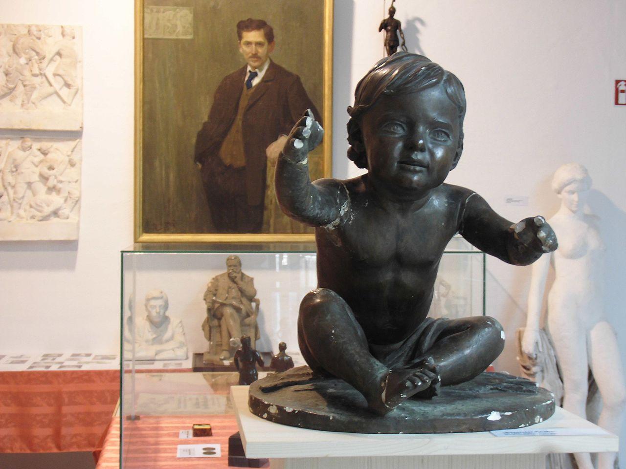 Bild Bildhauermuseum Wandschneider Plau