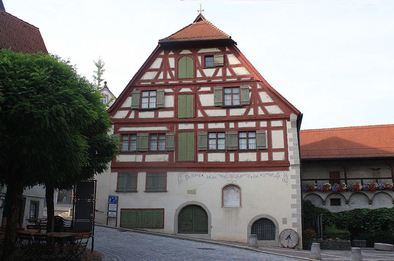 Bild Deutsches Eichendorff Museum und Gustav Freytag Museum Wangen