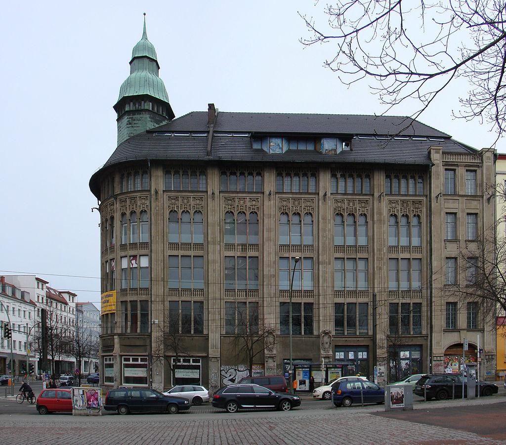 Bild Kaufhaus Jahndorf Berlin