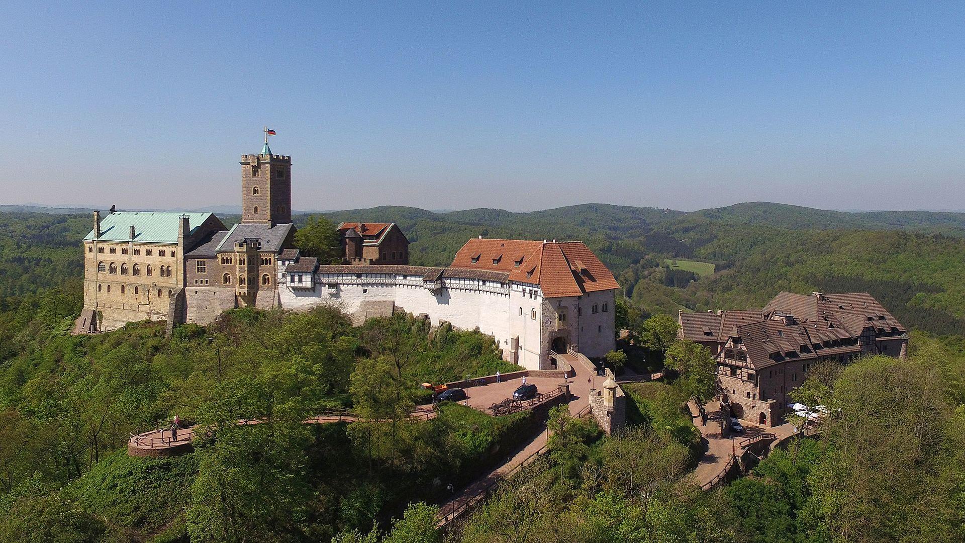 Bild Wartburg Eisenach