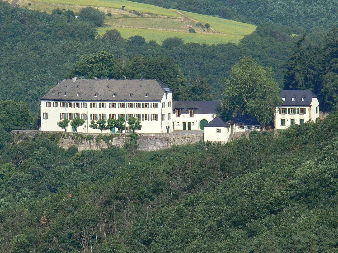 Bild Schloss Wartenstein Oberhausen