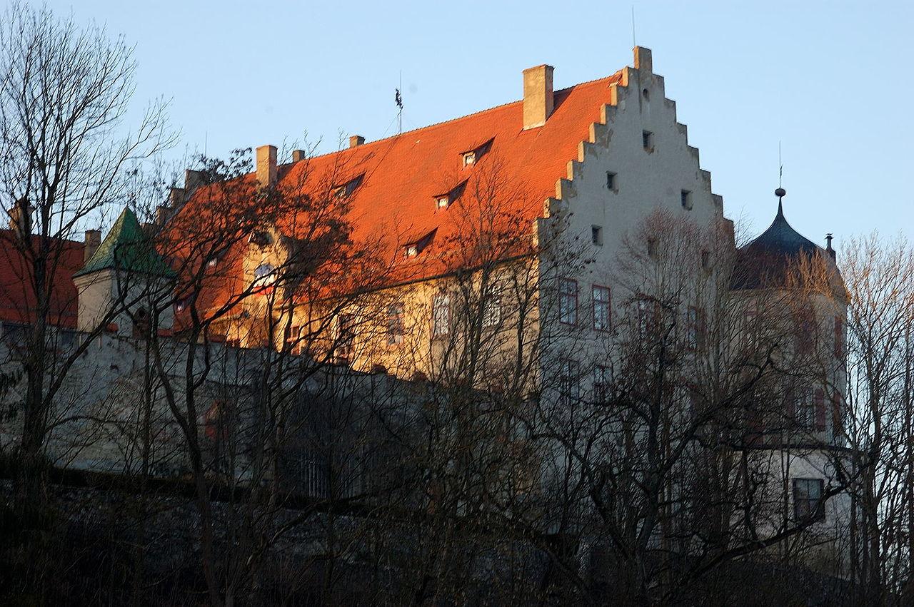 Bild Schloss Warthausen