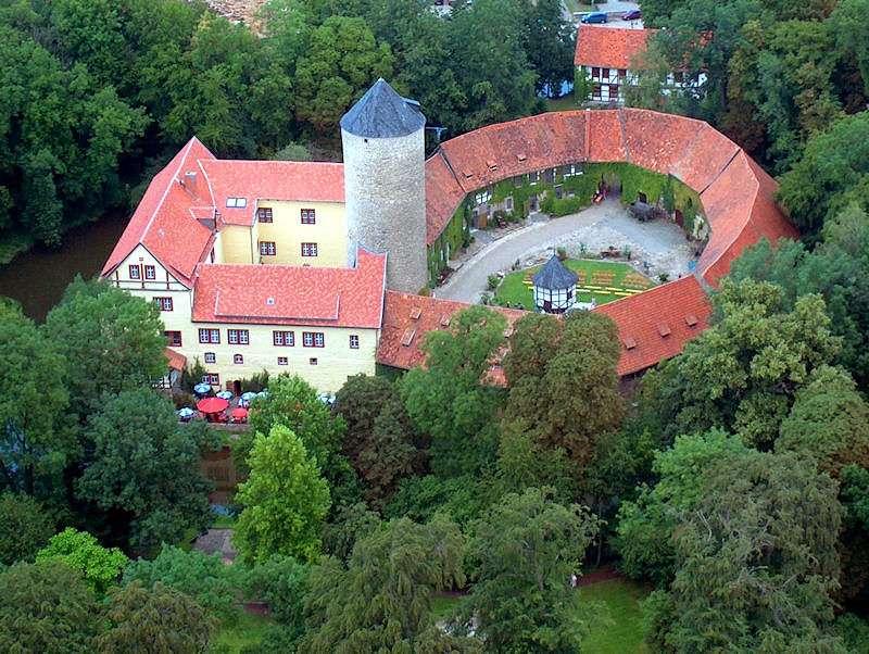 Bild Burg Westerburg Dedeleben