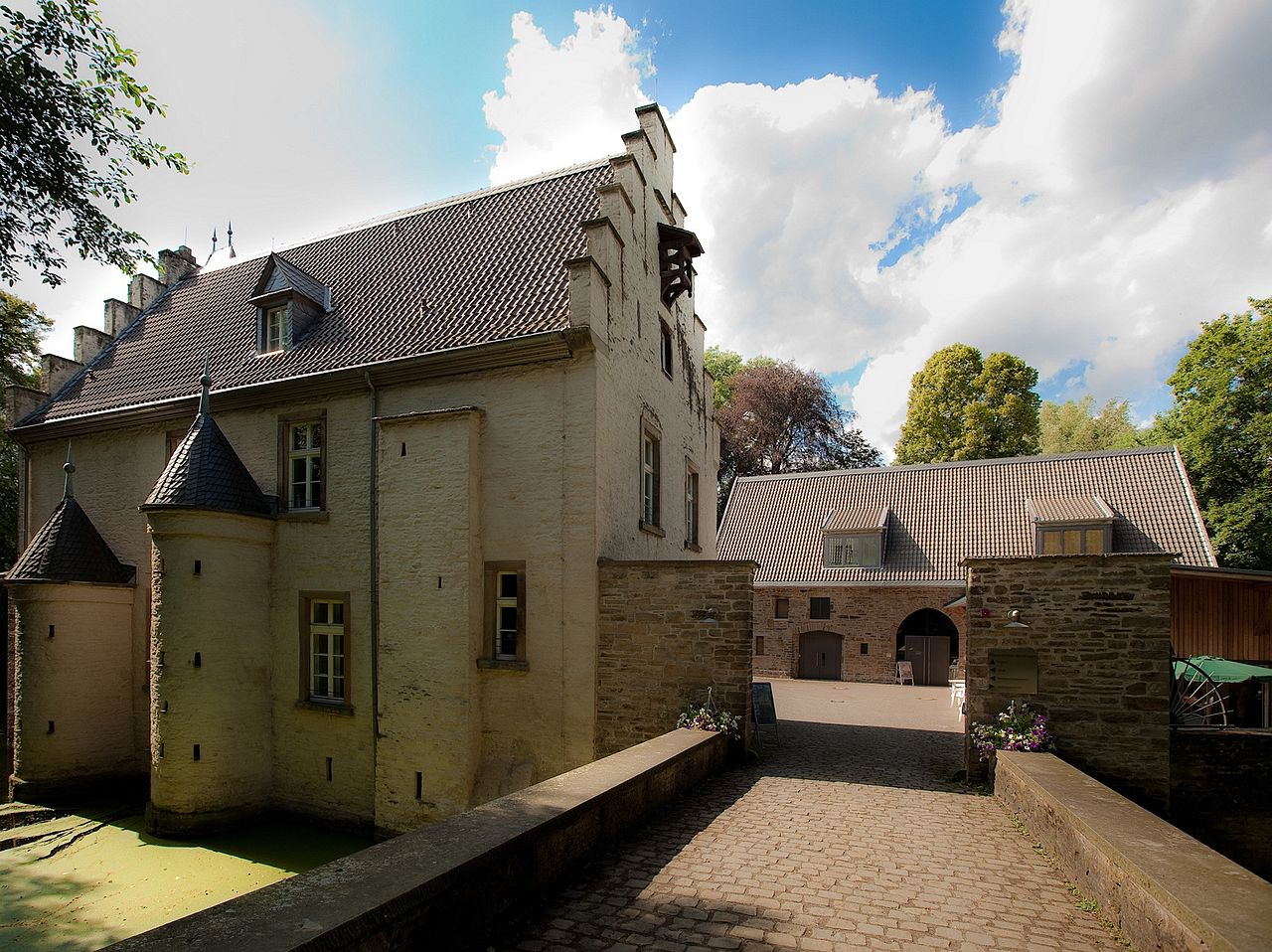Bild Wasserschloss Werdringen Hagen