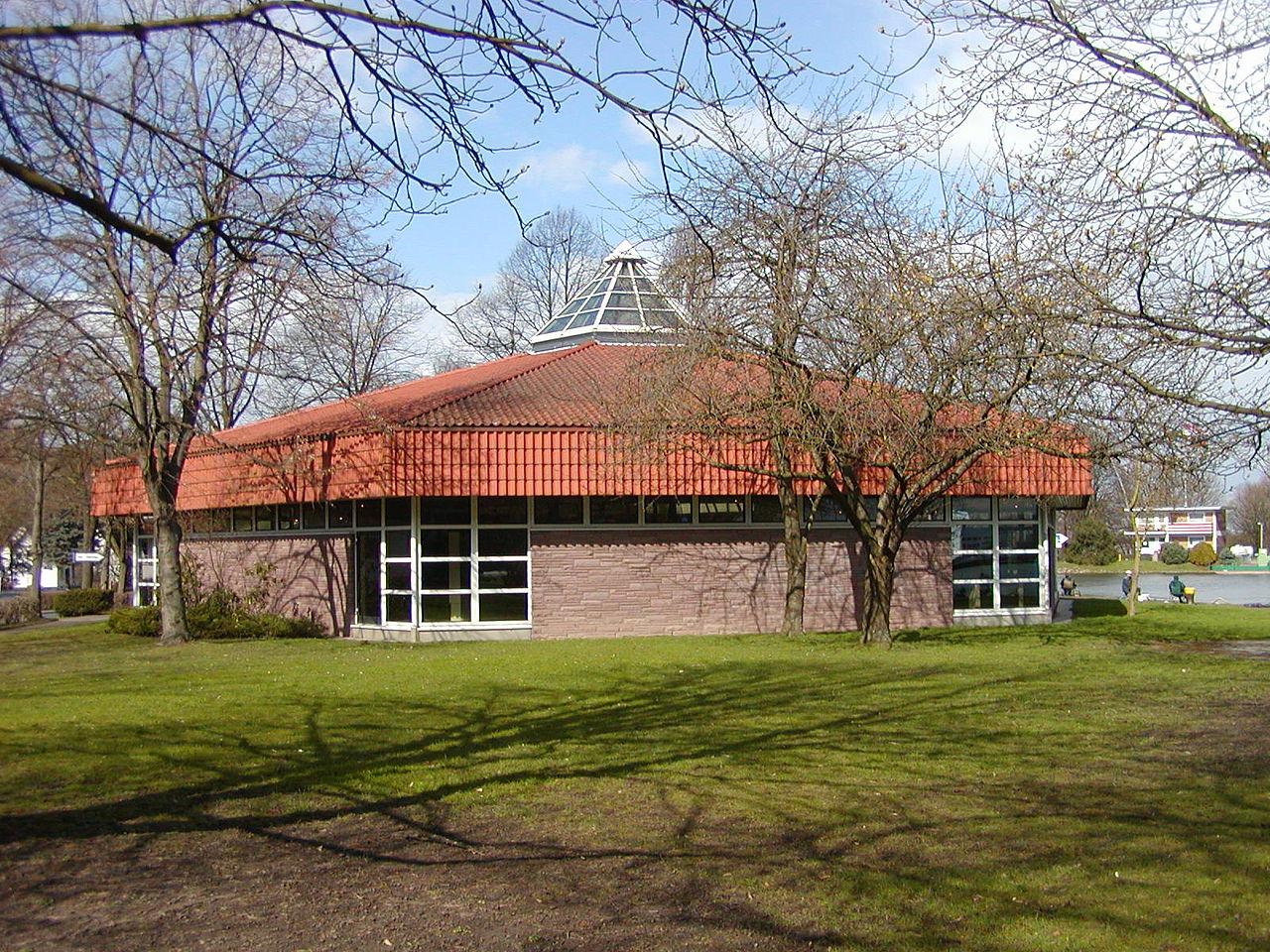 Bild Informationszentrum am Wasserstraßenkreuz Minden