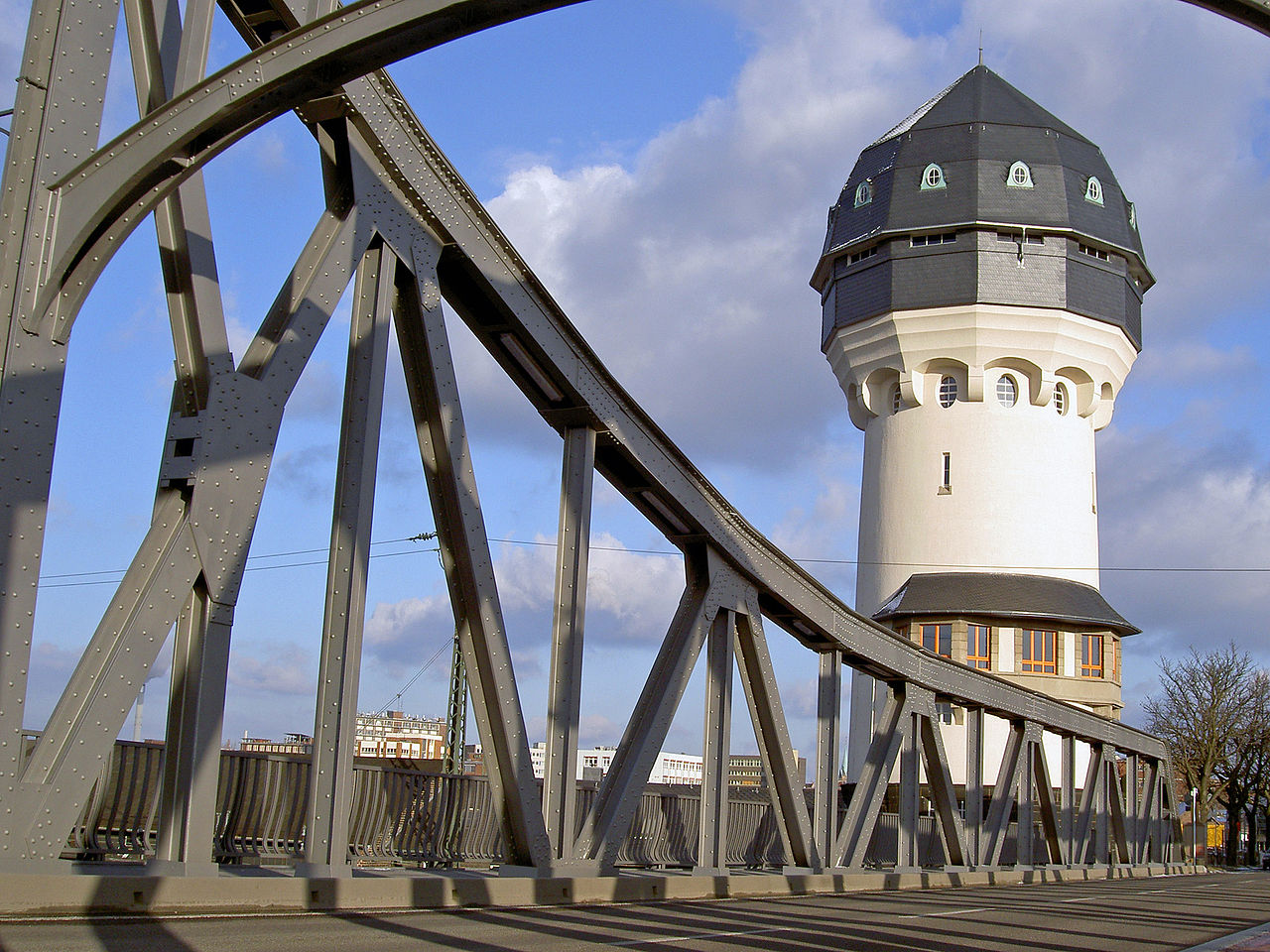 Bild Wasserturm Darmstadt