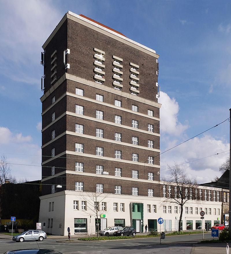 Bild Wasserturm Dortmund Südbahnhof