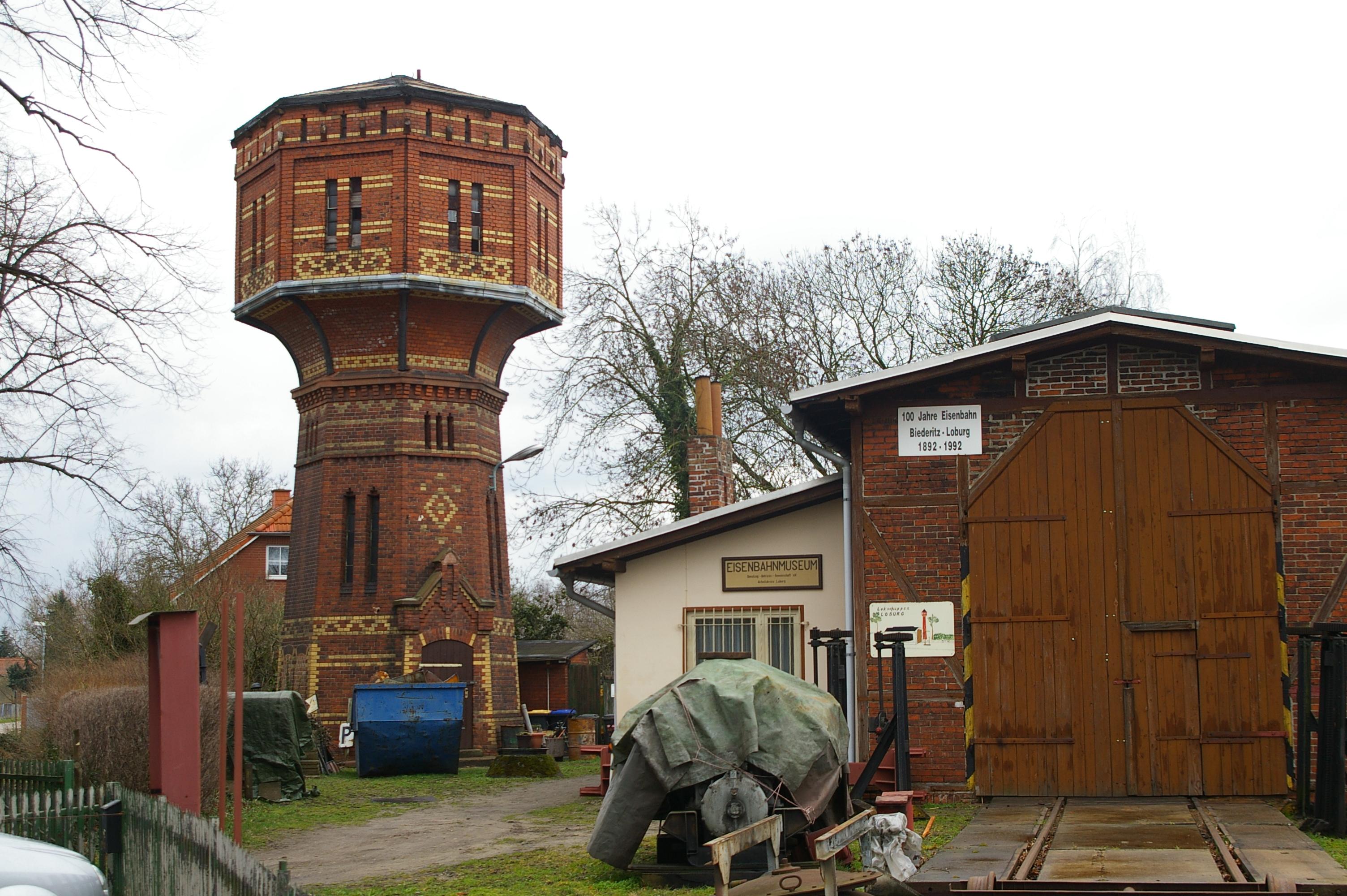 Bild Historische Eisenbahnsammlung Loburg