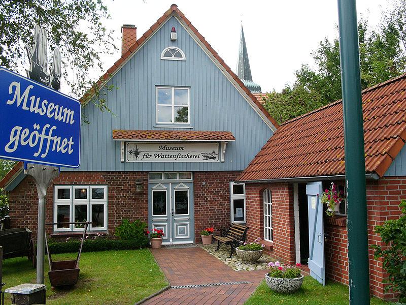 Bild Museum für Wattenfischerei Wremen