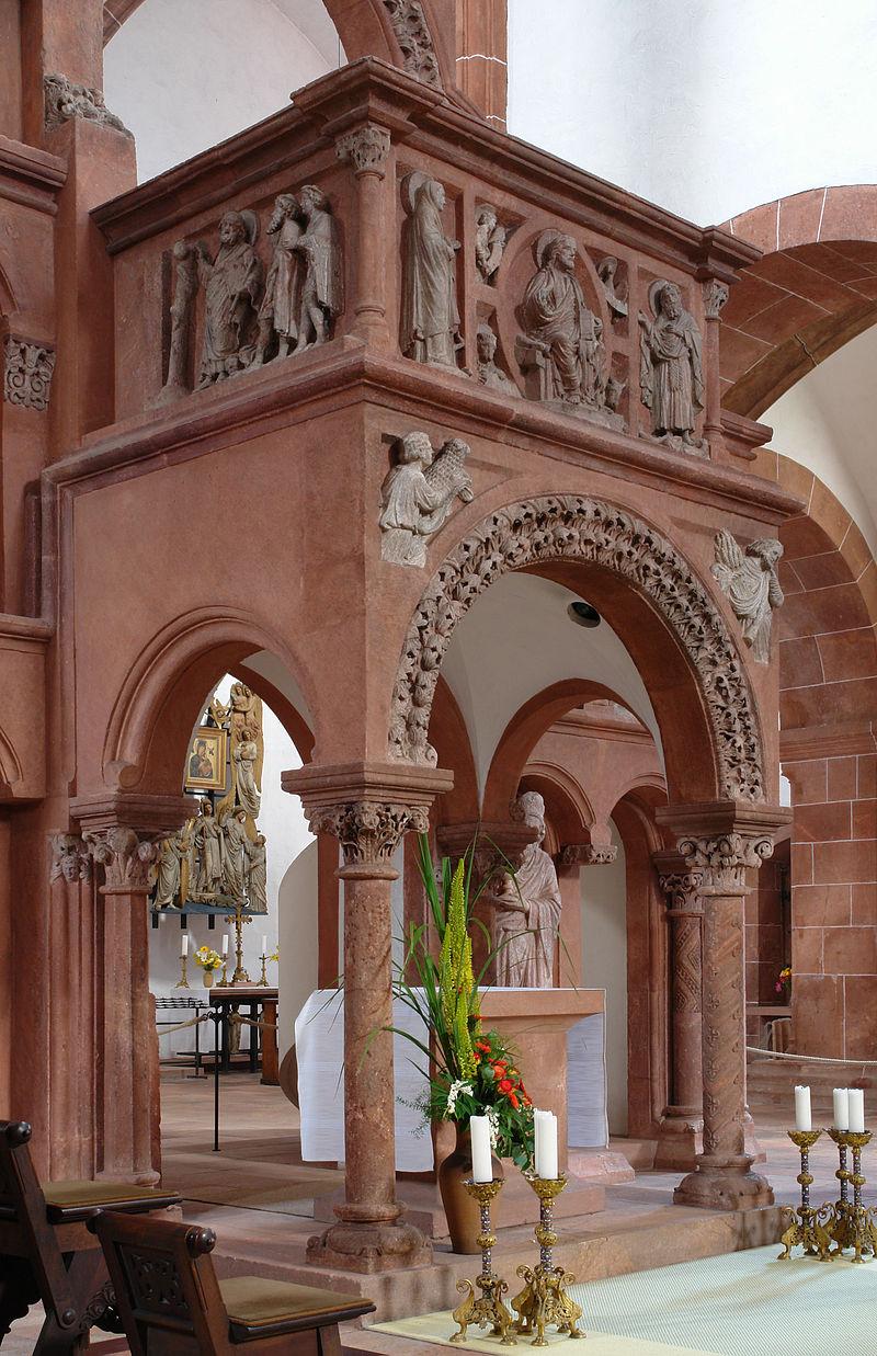 Bild Benediktinerkloster Wechselburg