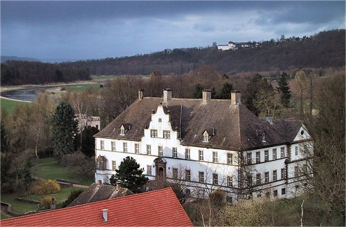 Bild Schloss Wehrden
