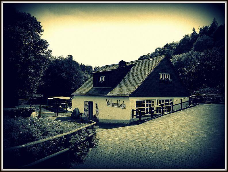 Bild Historische Weiherschleife Idar Oberstein