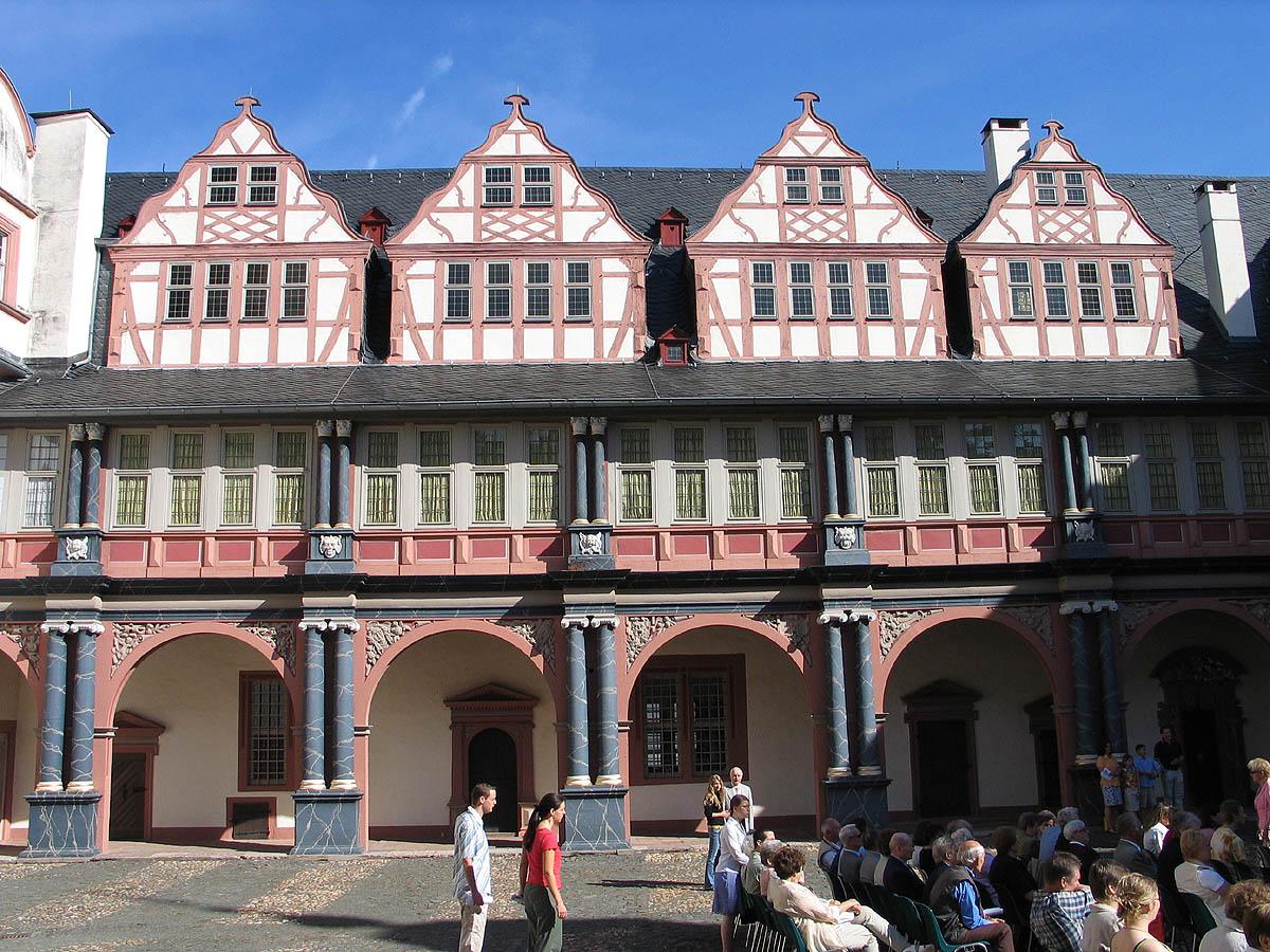 Bild Schloss Weilburg