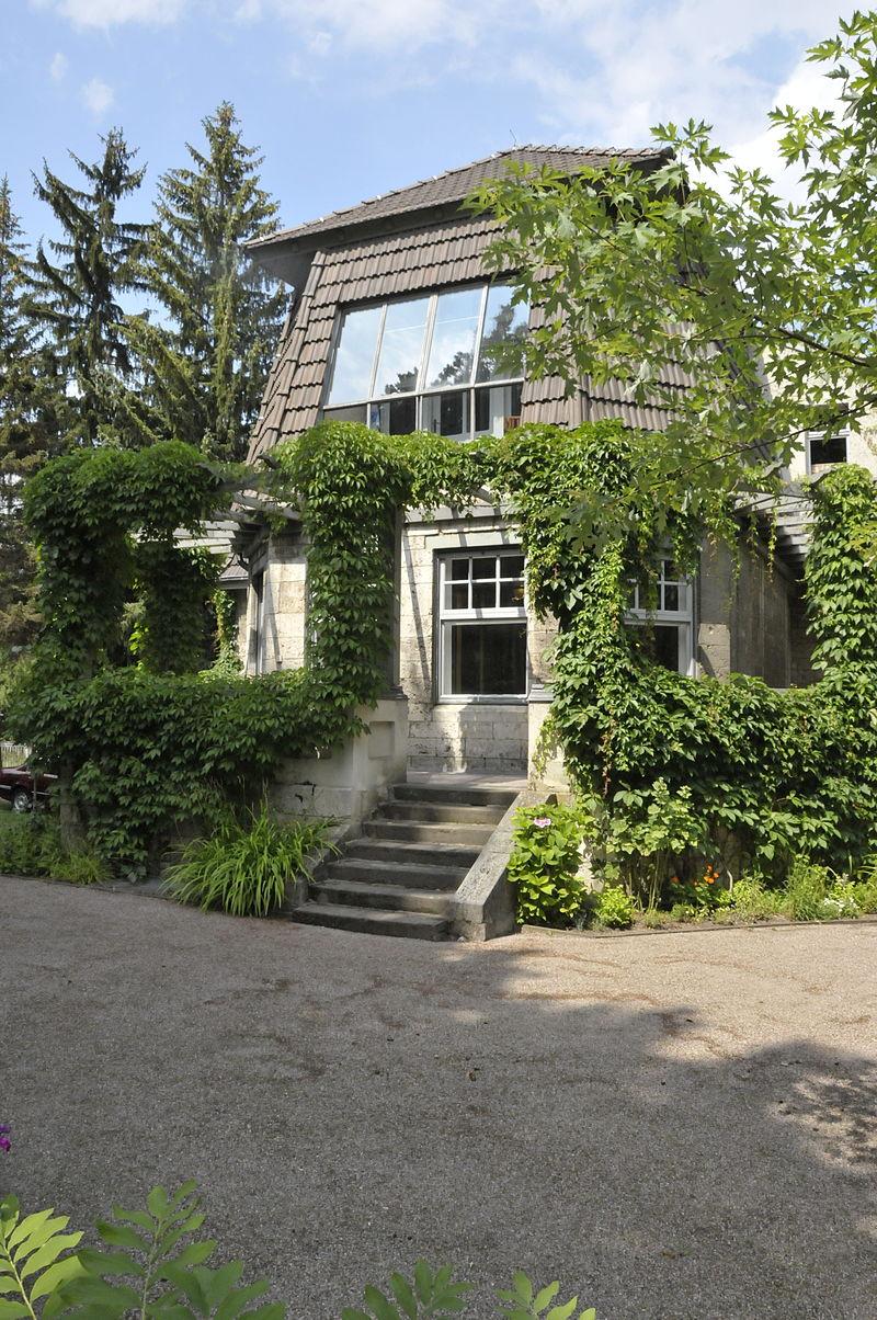 Bild Haus Hohe Pappeln Weimar
