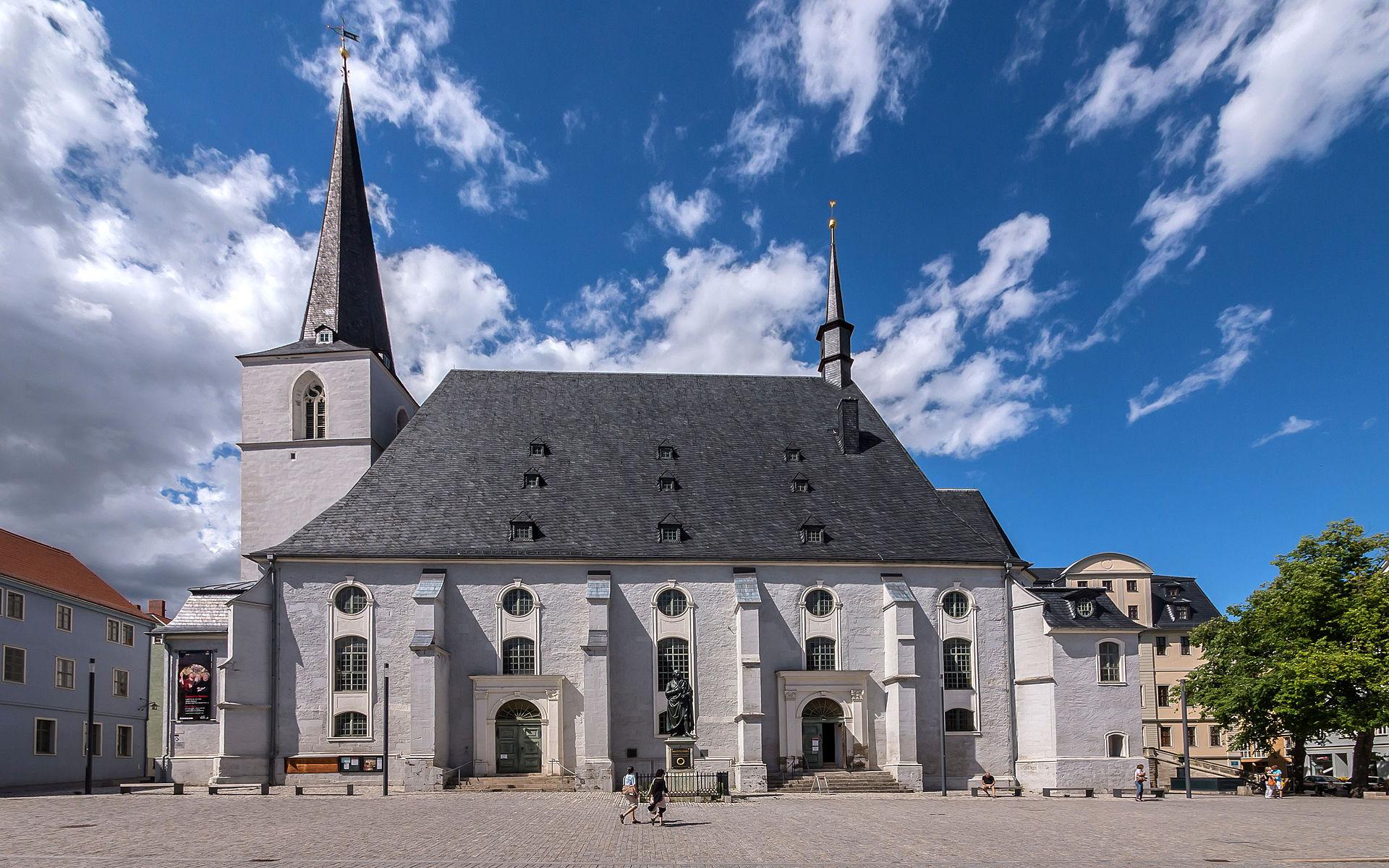 Bild Herderkirche Weimar