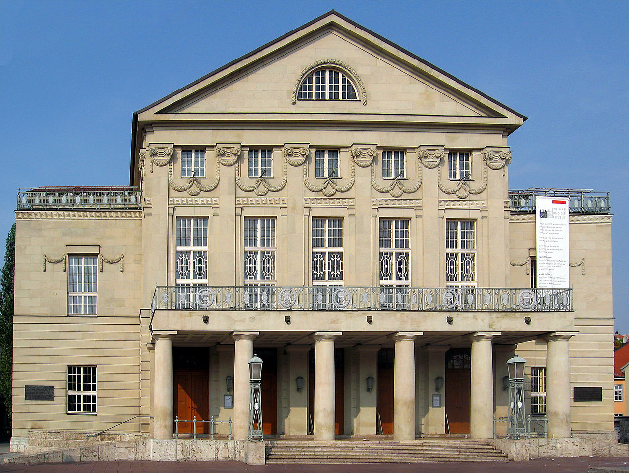 Bild Deutsches Nationaltheater Weimar