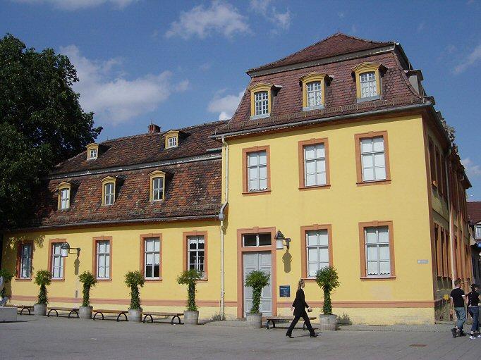 Bild Wittumspalais Weimar